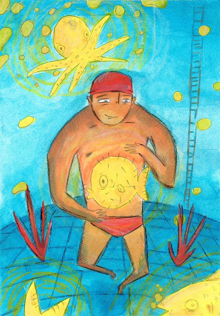 Nadador 4