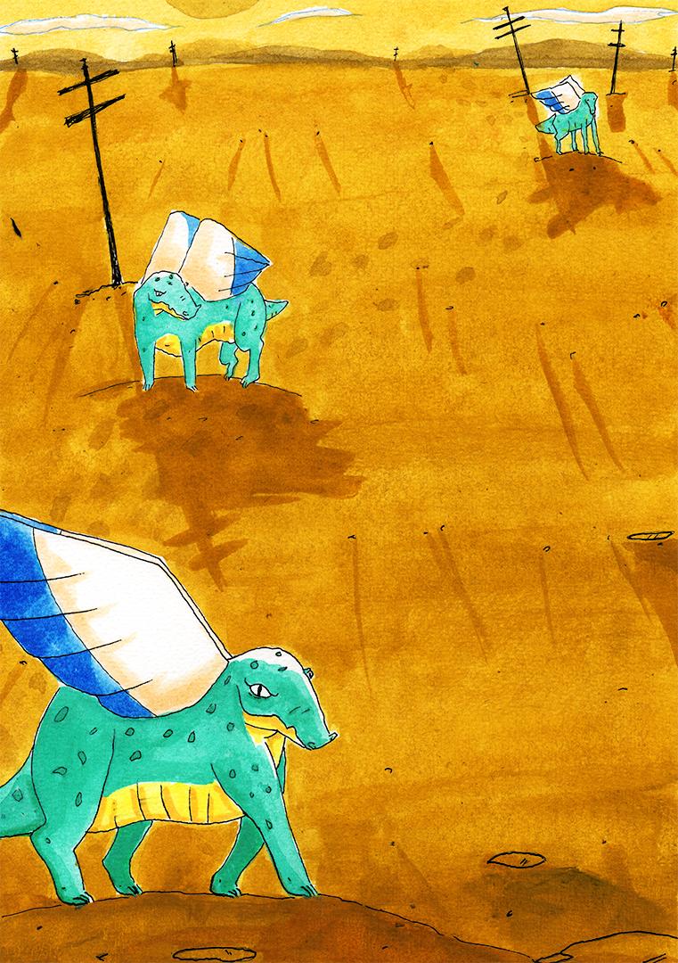 Hijos del desierto 5