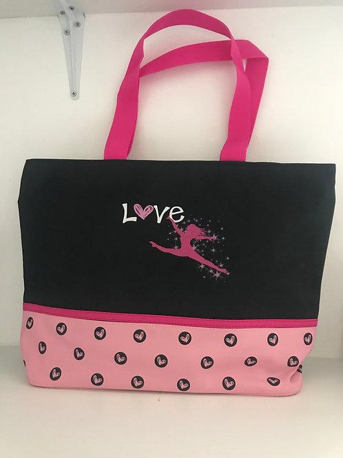 1st Position Tote Bag