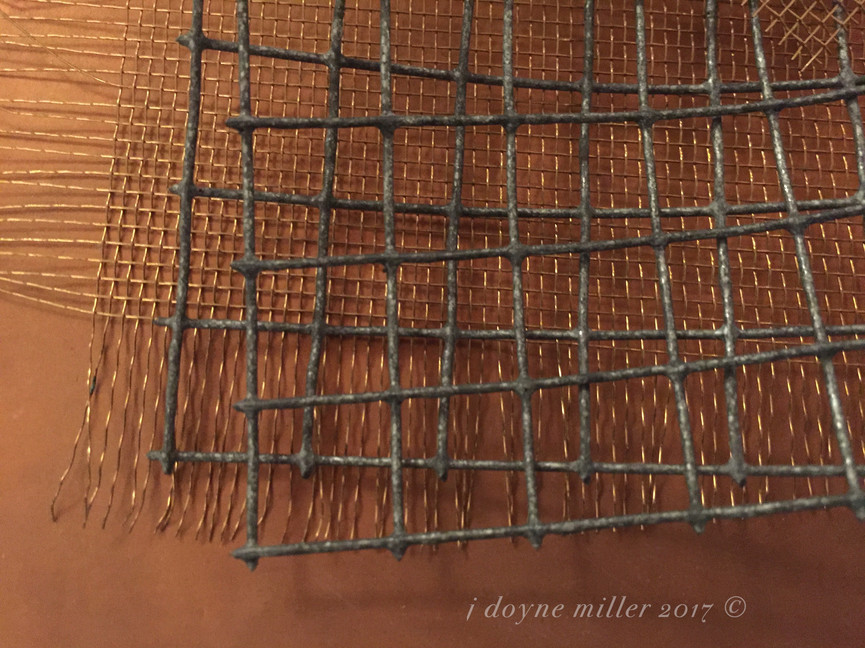 Mesh and Copper Series 1-4