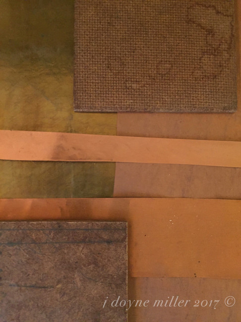 Mesh and Copper Series 1-5