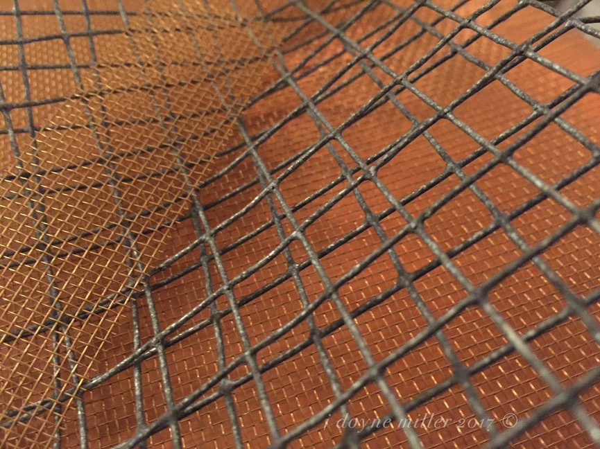 Mesh and Copper Series 1-2
