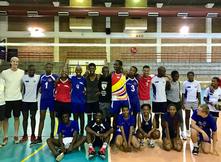 Impact of Stanford Men's Volleyball in South Africa