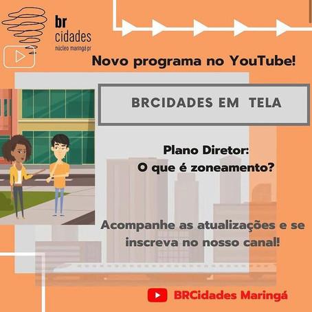 BrCidades Maringá | Programa no Youtube
