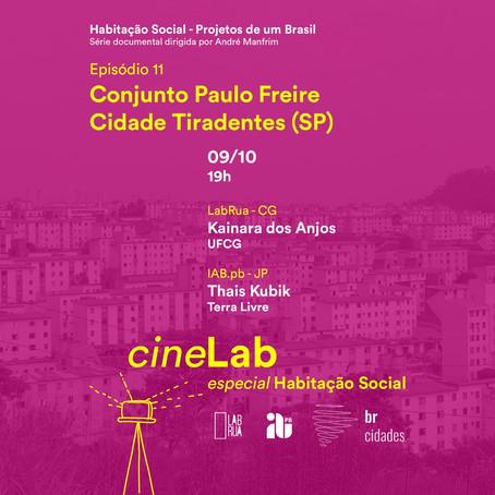 cineLab - ESPECIAL HABITAÇÃO SOCIAL