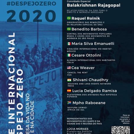 Despejo Zero | Live Internacional