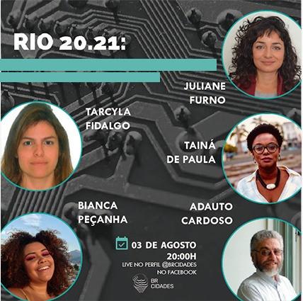 RIO 20.21 | O que queremos do Rio de Janeiro depois do período eleitoral?