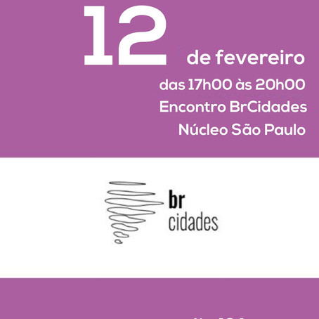 Chamada: Reunião Núcleo São Paulo - 12/02