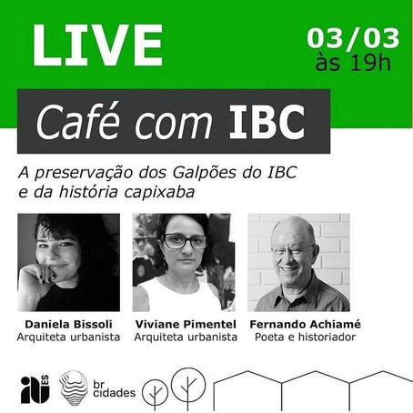 BrCidades ES | Café com IBC