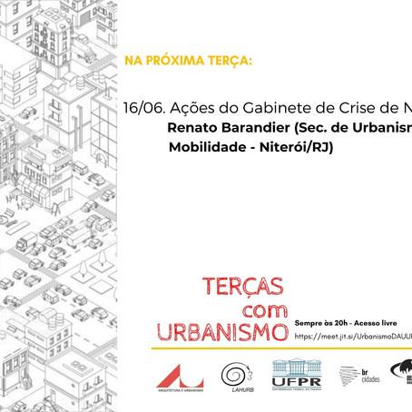 Núcleo PR - Curitiba   Terças Com Urbanismo