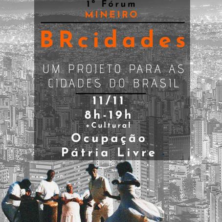 1º Fórum Mineiro - BrCidades