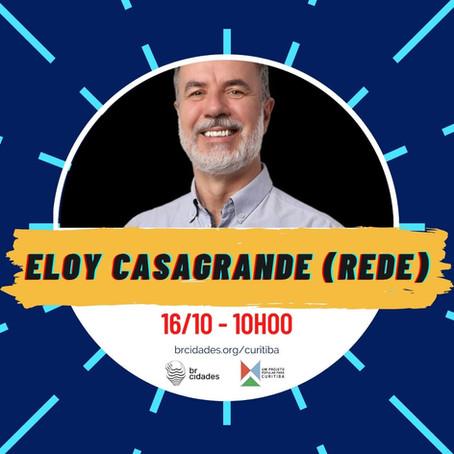 Ciclo de Sabatina Curitiba | Eloy Casagrande