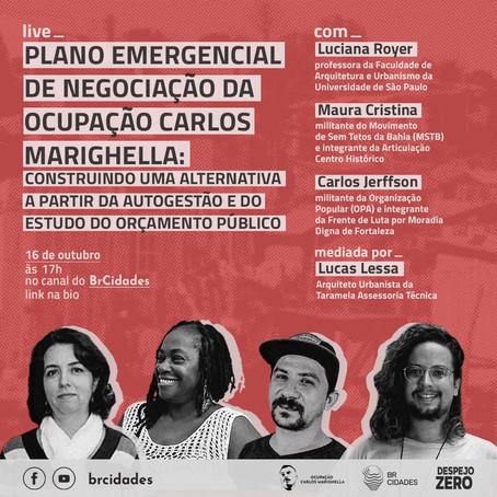 O Plano Emergencial de Negociação (PEN) da Ocupação Carlos Marighella