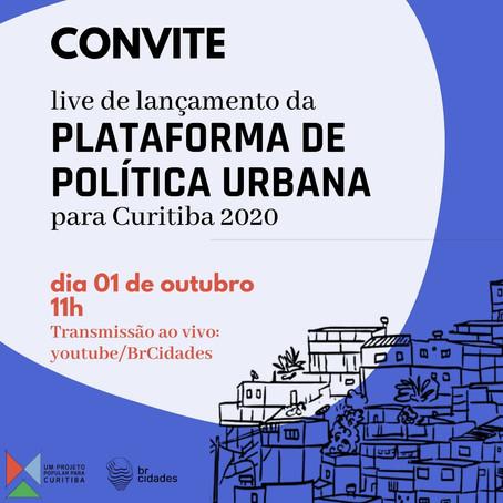 Núcleo Curitiba   Plataforma de política urbana