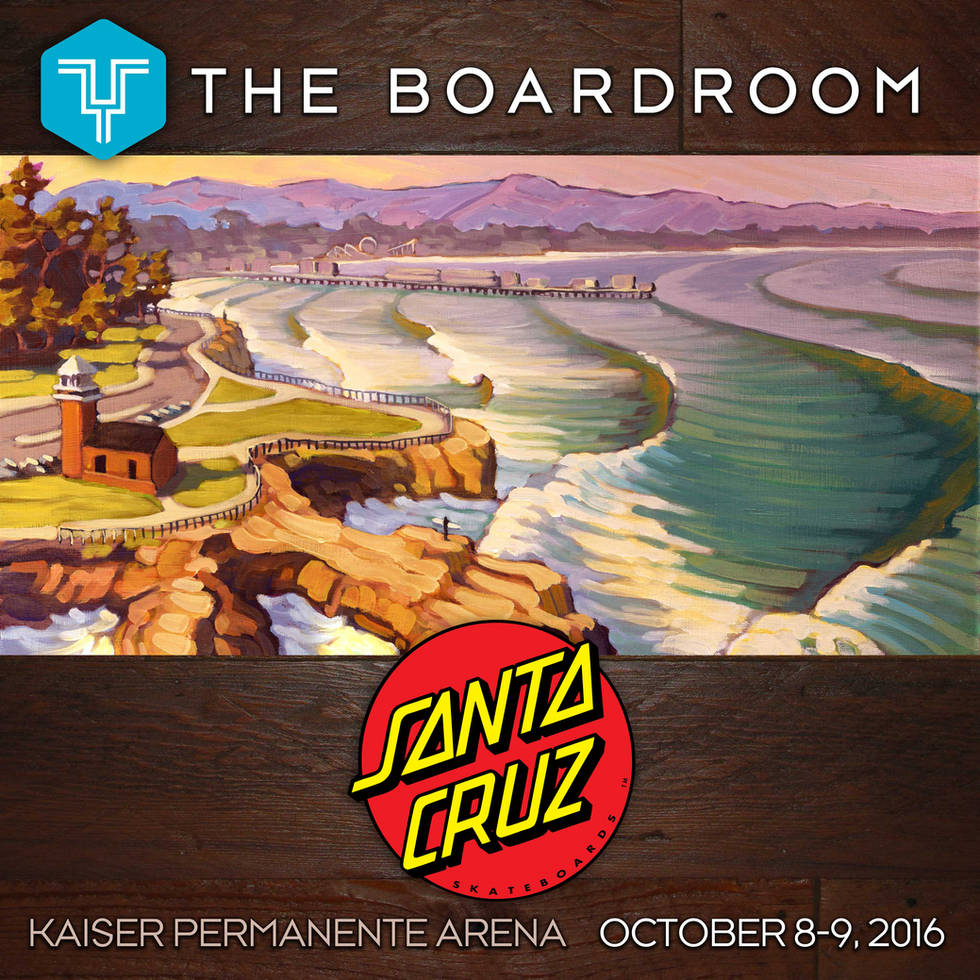 """The Boardroom (Formally """"Sacred Craft"""") is coming back to Santa Cruz!"""