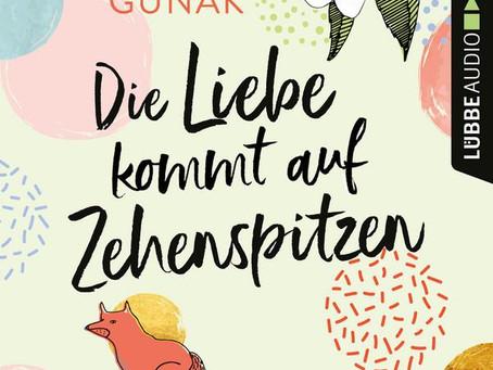Die Liebe kommt auf Zehenspitzen | Kristina Günak | Rezension