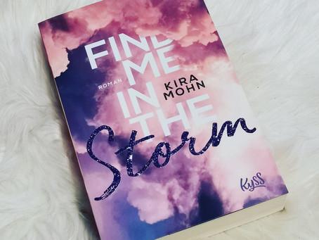 Find me in the storm | Kira Mohn | Kurz-Rezension