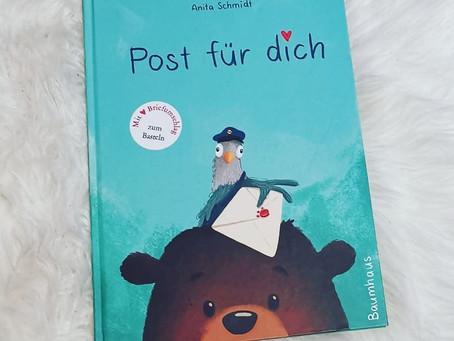 Post für dich | Sophie Schoenwald & Anita Schmidt | Rezension