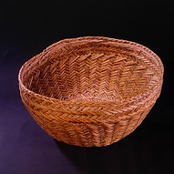 Woven coconut leaf basket Solomon Islands | Kiwa Art  | Parnell, Auckland