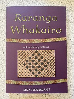 Raranga Whakairo BOOK