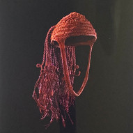 string hat Asmat west papua | Kiwa Art  | Parnell, Auckland