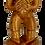 Thumbnail: Masterpiece Maori Tekoteko Wood carving