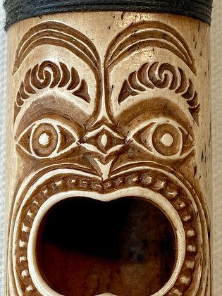 Maori flute BONE PUTORINO