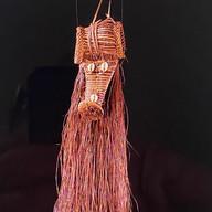 Sepik mans loin cloth Papua New Guinea | Kiwa Art  | Parnell, Auckland