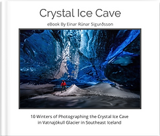Crystal Ice Cave ebook cover