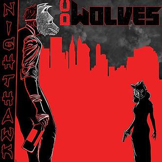 DC Wolves Nighthawk Album Art