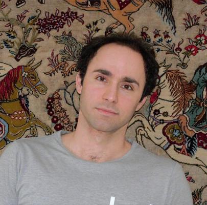 Interview with Navid Hamzavi, an award-winning Iranian writer