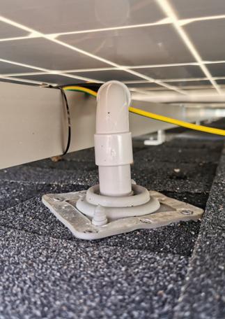 solar panels solar conduit solar install