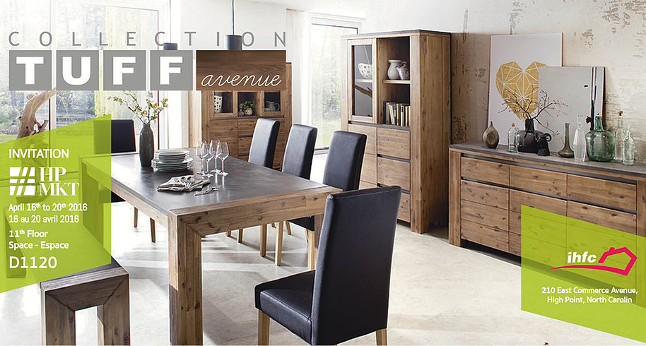 collection tuff avenue v nements events. Black Bedroom Furniture Sets. Home Design Ideas
