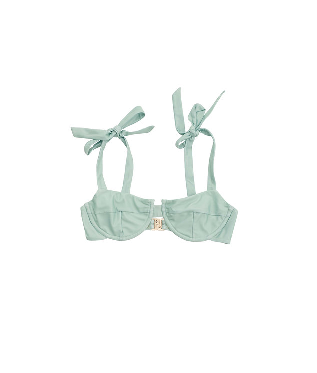 MOLLY MINT TOP