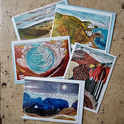 Liz Somerville greetings card bundle