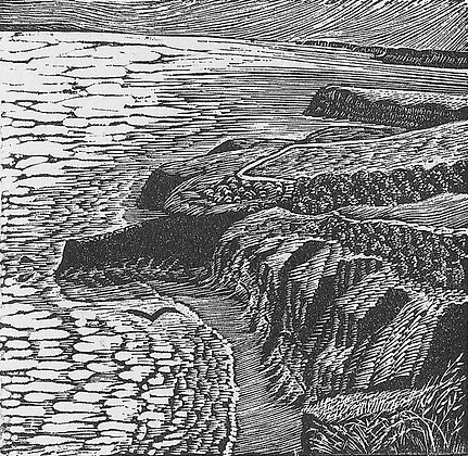 From Houns Tout limited edition wood engraving