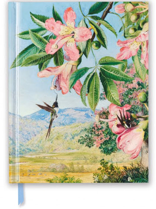 Kew Gardens: Foliage and Flowers by Marianne North (Blank Sketch Book)