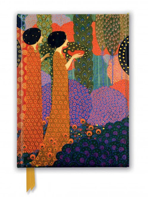 Vittorio Zecchin: Princesses in the Garden from A Thousand and One Nights (Foile