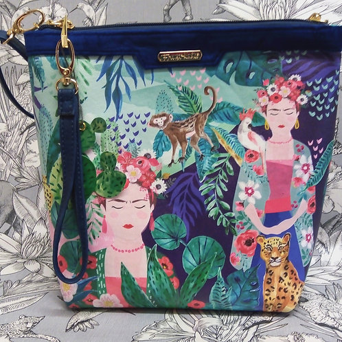 Frida Khalo Handbag , House of Disaster