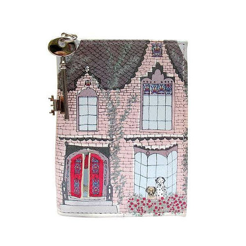 Quirky and Cute House Wallet with Dalmations