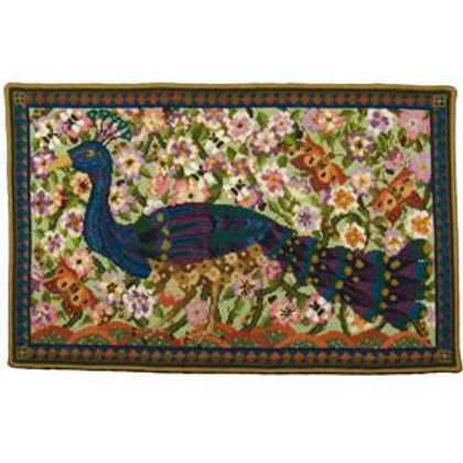 Peacock Wallhanging