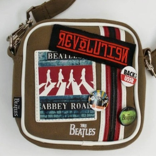 Abbey Road Canvas Mini-Bag, The Beatles Mini-bag