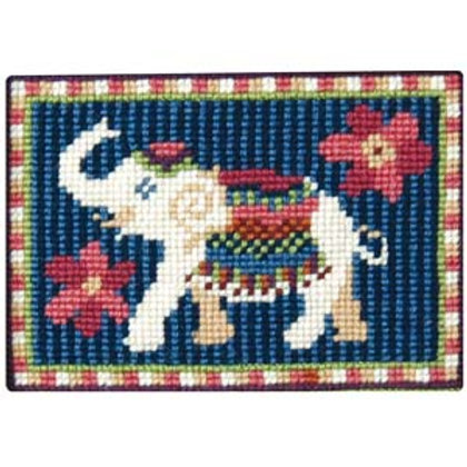 Animal Fayre Designs Baby Elephant Tapestry Kit
