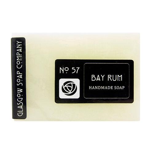 Bay Rum Soap, Glasgow Soap Company, Handmade Soap