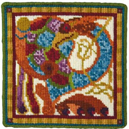 Animal Fayre Designs Celtic Bird (Cream) Tapestry Kit