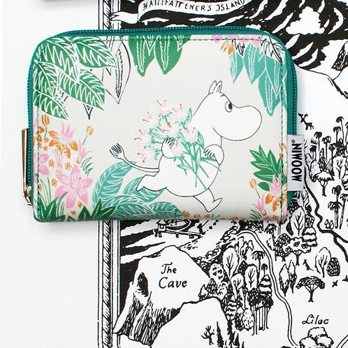 Beautiful Moomin Flower Purse, Moomin Gift