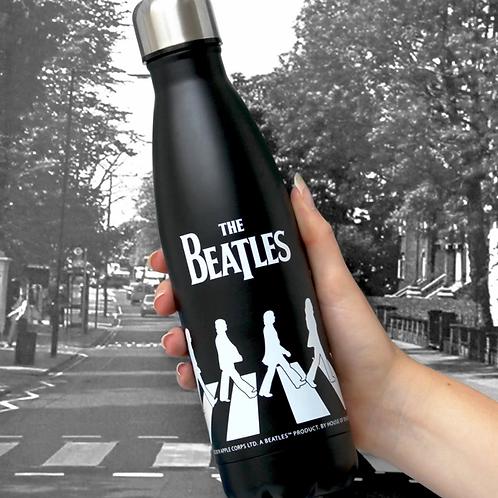 Beatles Abbey Road Drink Bottle, Beatles Flask