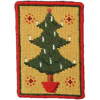 Animal Fayre Designs Christmas Tree Tapestry Kit