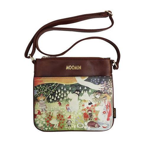 Moomin Dangerous Journey Satchel Bag, Moomin Cross Body Handbag, Gift