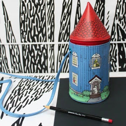 Amazing Moomin House Bag, Moomin Handbag, Gift
